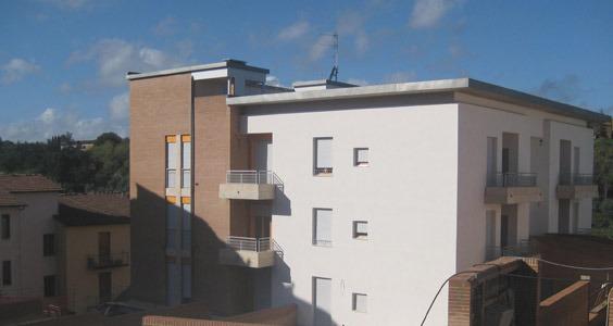 24 appartamenti Via Ciacci - Siena