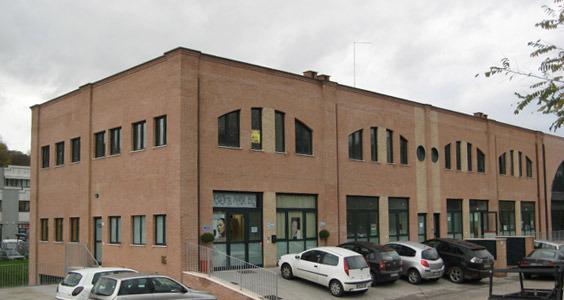 Edificio Commerciale Via delle Arti - Siena