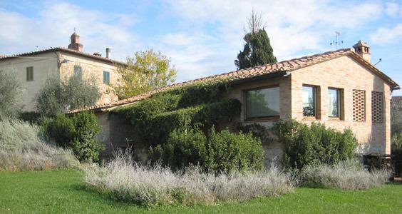 Ristrutturazione ex-annesso agricolo Vico d'Arbia – Siena