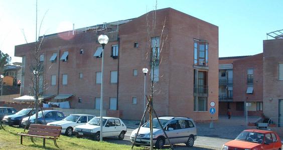 24 Appartamenti località Cerchiaia - Siena